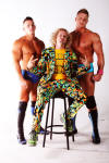 "Hollywood Love Guns - ""Mr.Pec-Tacular"" Jessie Godderz, Jonny Fairplay, ""Prime Cut"" Jon Cutler"